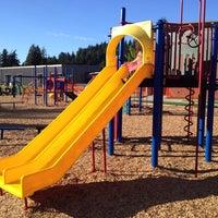 Photo taken at Earl Boyles Elementary School by James N. on 10/19/2014