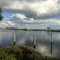 Photo taken at Holiday Inn Express & Suites Tampa/Rocky Point Island by Johnathan D. on 10/7/2015