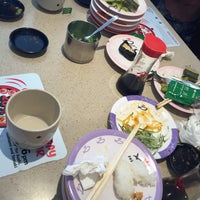 Photo taken at Sushi King by Are J. on 3/7/2016