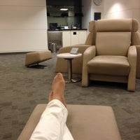 Photo taken at Delta Sky Club by Armitage A. on 5/5/2013