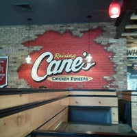Photo taken at Raising Cane's by William P. on 9/29/2012