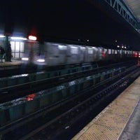 Photo taken at MTA Subway - 167th St (4) by Thezo on 3/12/2013