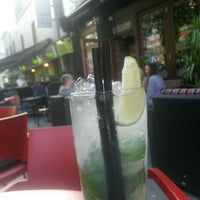 Photo taken at Mocka Lounge by Davide D. on 7/29/2015
