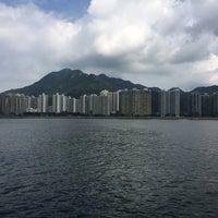 Photo taken at Ma Liu Shui Ferry Pier 馬料水渡輪碼頭 by Qaanlid I. on 10/2/2016