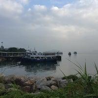 Photo taken at Ma Liu Shui Ferry Pier 馬料水渡輪碼頭 by Qaanlid I. on 10/1/2016