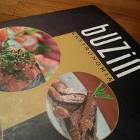 Photo taken at Buzin Gastronomia by Marcelo C. on 5/19/2013
