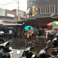 Photo taken at Pasar Cempaka by Agus W. on 1/6/2016
