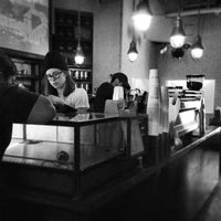 Photo taken at Kaffe 1668 by Jakob K. on 4/9/2013