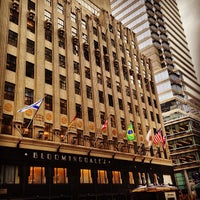 Photo taken at Bloomingdale's 60th St Offices by Bruno S. on 2/16/2014