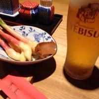 Photo taken at 粋場蕎麦 ひさ奈 by Beita I. on 6/27/2014