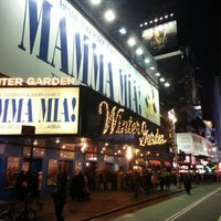 Photo taken at Broadhurst Theatre by George S. on 12/16/2012