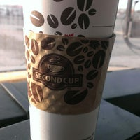 Photo taken at Second Cup by Stacie J. on 4/2/2013
