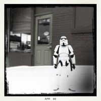 Photo taken at Fozzie's Sandwich Emporium by Rey G. on 4/28/2013