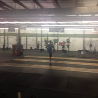 Photo taken at Crossfit Of Greensboro by Desmond B. on 11/12/2012