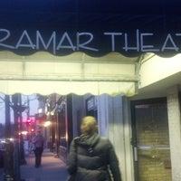 Photo taken at Miramar Theatre Inc by Ryan F. on 4/5/2013
