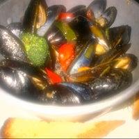 Photo taken at Kalendar Restaurant & Bistro by Victor C. on 10/28/2012