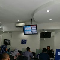 Photo taken at Samsung Service Center by dini f. on 9/11/2015