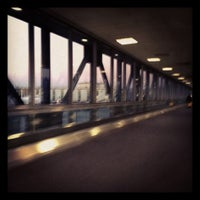 Photo taken at Terminal 3 by jazmine v. on 10/21/2012