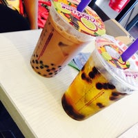 Photo taken at Chatime by Deepa P. on 5/23/2015