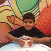Photo taken at Frozen Yogurt Bar - Doral by Gabriel A. on 1/14/2014