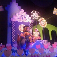 Photo taken at It's a Small World by Jen C. on 1/3/2013