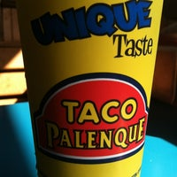 Photo taken at Taco Palenque by Brandon G. on 2/23/2013