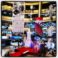 Photo taken at Megamall Pinang / Pacific Hyperstore by Zaidean on 12/13/2012