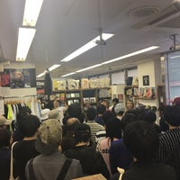 Photo taken at Disk Union by でく (. on 10/23/2016