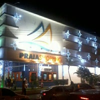 Photo taken at Praia Shopping by Matheus F. on 11/16/2012