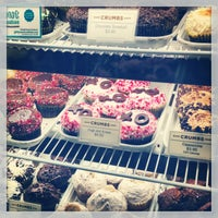 Photo taken at Crumbs Bake Shop by Victoria H. on 2/13/2013