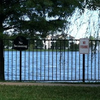 Photo taken at Lake outside of Publix by Maurice W. on 9/14/2012