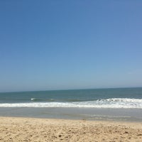 Photo taken at 81st Street Beach by E. Bunny on 6/1/2013