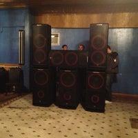 Photo taken at Sahara Nights Hookah Lounge by Jared P. on 10/26/2012