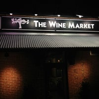 Photo taken at The Wine Market by Johan F. on 2/27/2013
