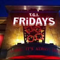 Photo taken at TGI Fridays by Jon S. on 11/10/2012