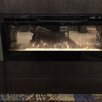 Photo taken at Hilton Garden Inn Houston Northwest by Rafael B. on 9/7/2015