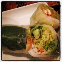 Photo taken at Thai Basil Restaurant by Jay C. on 4/4/2013