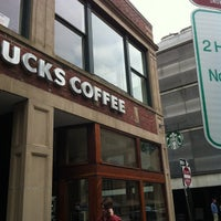 Photo taken at Starbucks by Craig L. on 10/14/2012