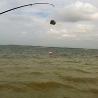 Photo taken at Lake Lavon by cesur d. on 9/7/2014