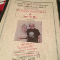 Photo taken at Pullanos Pizza & Wings by Nicole L. on 4/6/2013