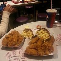 Photo taken at KFC by Karin D. on 2/17/2013