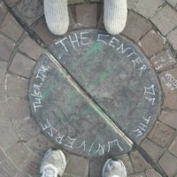 Photo taken at Center of the Universe by Absolute L. on 12/15/2012