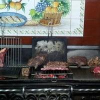 Photo taken at Restaurante El Churrasco by Jordi S. on 12/7/2012