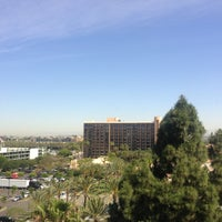 Photo taken at Clarion Hotel Anaheim Resort by Manuel C. on 5/3/2013