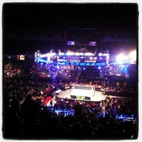 Photo taken at Valley View Casino Center by Brenda on 1/30/2013