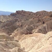 Photo taken at Death Valley National Park by Derek W. on 5/18/2013