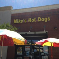 Photo taken at Mike's Chicago Hot Dogs by Billy H. on 6/14/2013