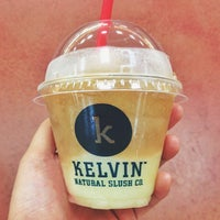 Photo taken at Kelvin Natural Slush Co. Truck by Lucy X. on 7/24/2013