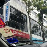 Photo taken at CIMB Bank by Asyiqah R. on 12/15/2014