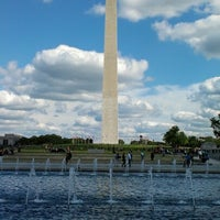 Photo taken at Washington Monument by Britt L. on 9/29/2012